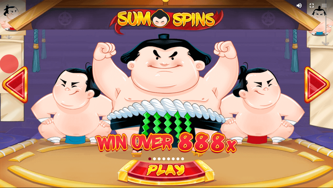 Sumo Spins スロット